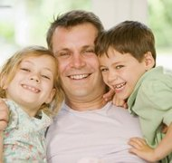 A custodial parent usually has primary physical custody of the children.