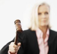 Bankruptcy judges impose penalties for fraud.