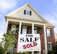 Bankruptcy rules allow homes to be sold in some circumstances.