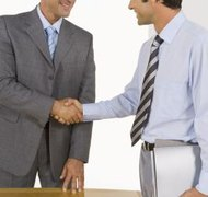 Even a handshake is enough to create a legal partnership.