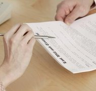 An executor is responsible for carrying out the wishes expressed in a will.