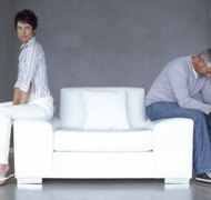 Divorces may not always be amicable.