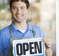 Before opening your business be sure to have any needed license or permit.