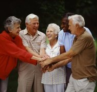 Estate planning for seniors takes into account long-term health care financing.