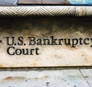 Bankruptcies are handled by specialized federal bankruptcy courts.