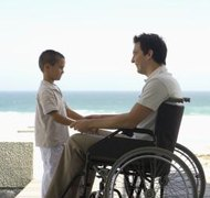 Disability payments are intended to aid a veteran and his family.