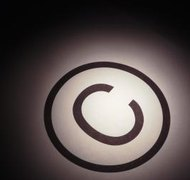 Copyright notices remind the public that your work is legally protected.