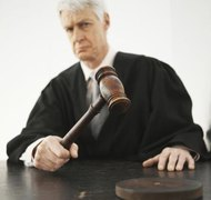 Injunctions are court orders that stop you from doing something.
