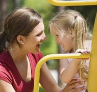 Noncustodial parents can still play an active role in their child's life.