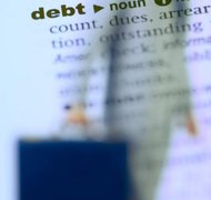 A successful bankruptcy concludes with a discharge of debts