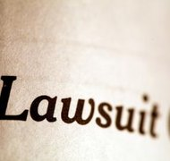 Filing a bankruptcy petition halts a civil lawsuit in Illinois.
