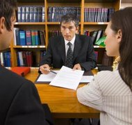 Spouses may negotiate a separation agreement on their own or with lawyers.