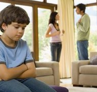 If parents divorce after adopting a child, custody issues may arise.