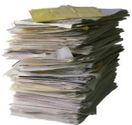 Corporations are required to send annual documents to the state.