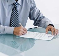 To be enforceable, a prenuptial agreement must be in writing and signed by both spouses.