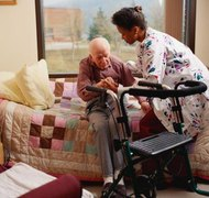You can grant someone the power to choose your nursing home.