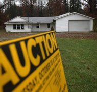 You might be able to discharge mortgage debts after a sheriff's sale.
