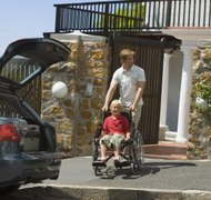 You can place specially equipped vehicles into a trust for use by a disabled beneficiary.