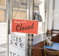 State laws call for a legal dissolution if it's time to close the shop.