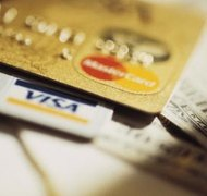 Credit card debt can be a point of contention in a divorce.