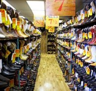 If you open a shoe store in Virginia, you'll need a trade name.