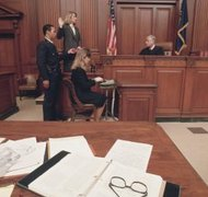 Though deposition testimony isn't given in court, it is still important to your case.