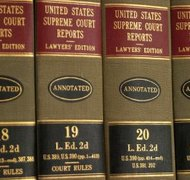 U.S. courts generate many opinions about what is patentable.