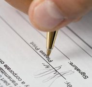 The terms of a signed separation agreement can last forever.