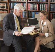 Estate planning lawyers specialize in wills and trusts.