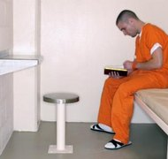 The court may deny your incarcerated spouse visitation rights.
