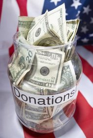 Nonprofit organizations frequently seek grant funding in addition to private donations.