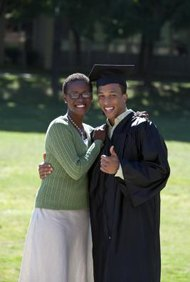 Support obligations might end when your child graduates from high school.