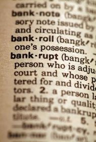 Filing for bankruptcy automatically stays a lawsuit seeking to collect a debt.