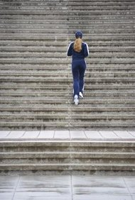 Sore Muscles & Stair Climbing