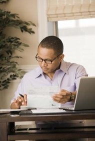 Probating a will requires collating information and completing forms.