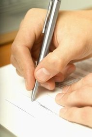 A divorce may proceed even if one spouse refuses to sign the divorce paperwork.