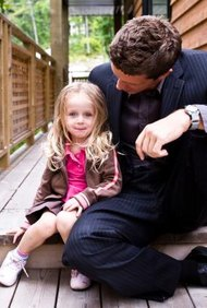 Married New Jersey dads often have parental rights in the event of divorce.