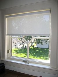 Install Window Roller Shades