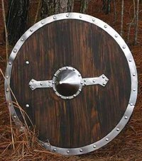 Make a Round Shield