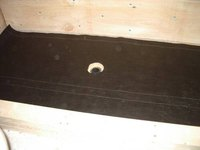 Install Shower Pan Liners