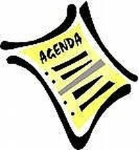 Setting an agenda is critical to the success of your meeting