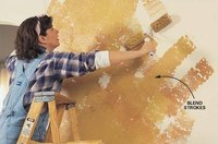 Reduce the Gloss of Interior Wall Paint