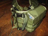 Sew a MOLLE Pouch for Airsoft and Paintball