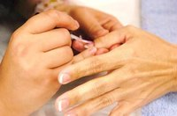 Learn how to apply nail polish evenly and flawlessly