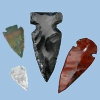 A Sampling of Arrowheads.