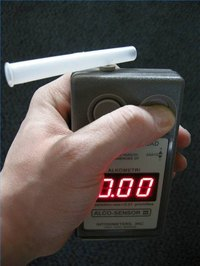The Effect of Asthma Inhalers on Breathalyzer Tests