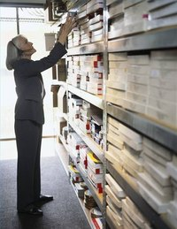 The Definition of Records Management