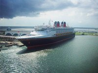 Disney Cruise Lines' Disney Wonder