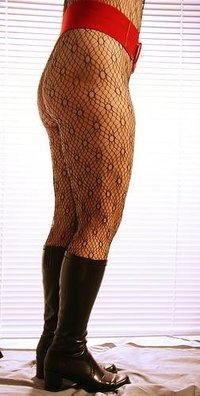 Buy a Crotchless Body Stocking