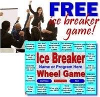 Ice Breakers are great for building Employee camaraderie